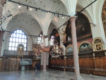 Gdansk cours d'Artus