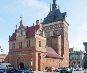 Gdansk porte haute