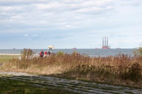 Westerplatte: la mer Baltique