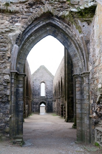 Abbaye de le Pointe saint mathieu