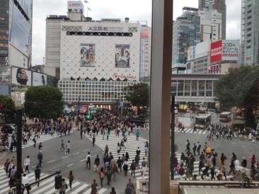 Tokyo, quartier Shibuya