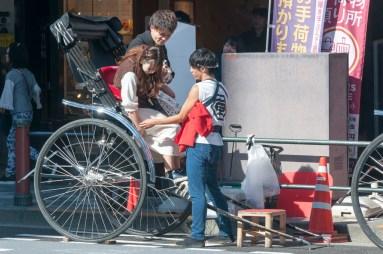 Tokyo: quartier Asakusa