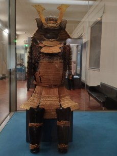 tokyo national museum: samouraï