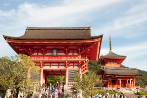 Kyoto Kiyomuzi dera