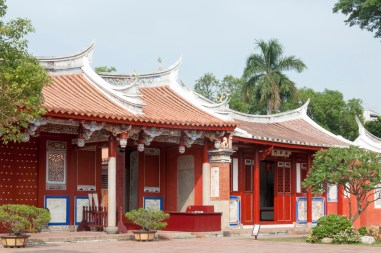 tainan confusius templ
