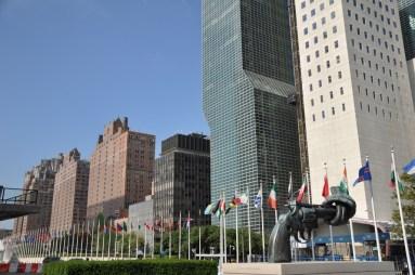 USA 1405 NYC ONU
