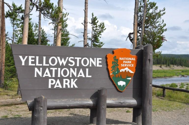 USA 580 Yellowstone