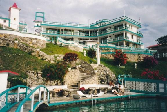 Bacalar hotel