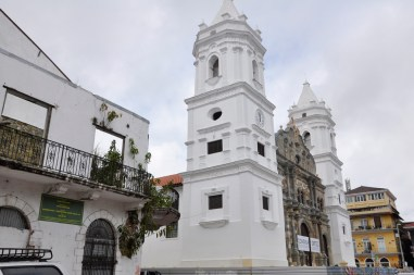 la cathédrale casco viejo