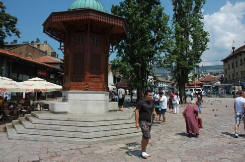 youg 101 Bosnie Sarajevo