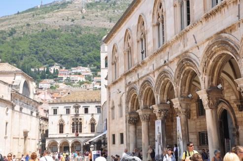 Dubrovnik palais du recteur XVII
