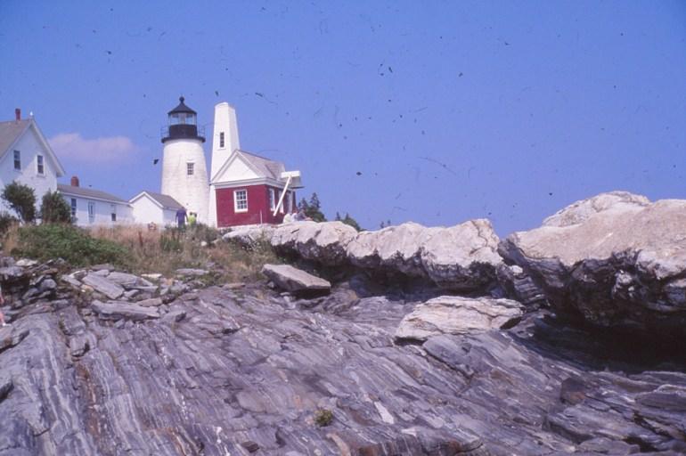 Permequid lighthouse