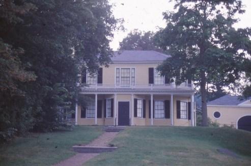 Maine maison victorienne