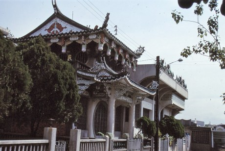 Manille cimetière chinois