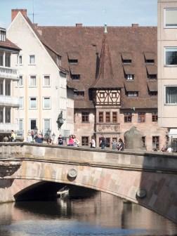 Nuremberg vieille ville