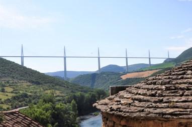 Viaduc de Millau du de Peyre
