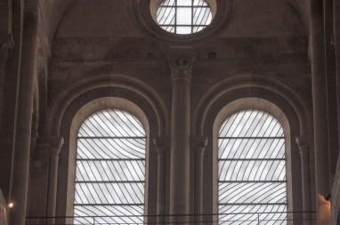 Les vitraux de la basilique