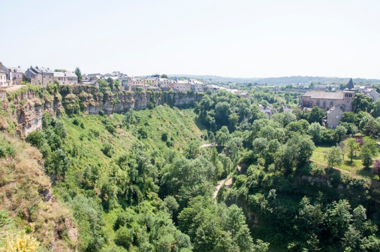 Canyon de Bouzoul