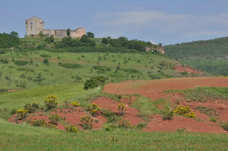 Montaigut château fort