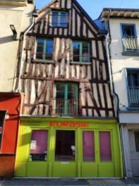 Rennes Vieille maison