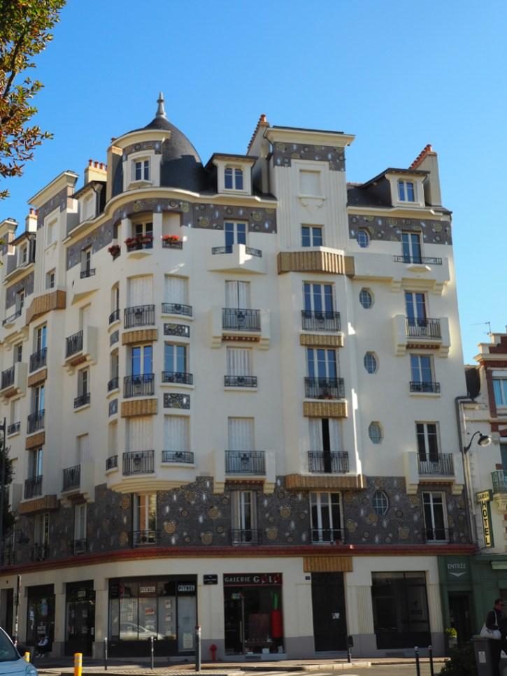 Rennes: bel immeuble