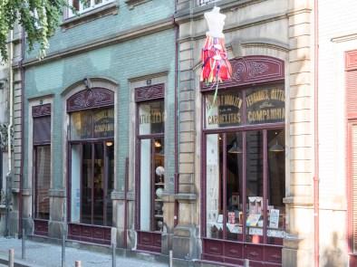 Porto: magasin ville haute