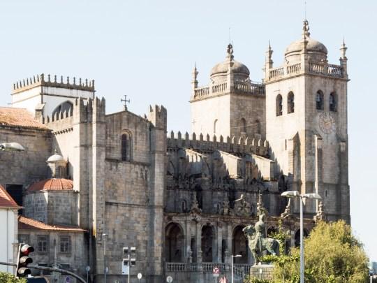 Porto: cathedrale