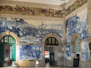 Porto: la gare