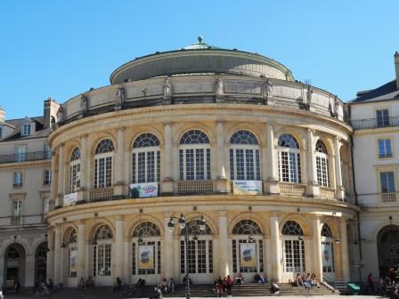 Rennes: l'opéra