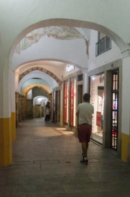 Les arcades d'Evora