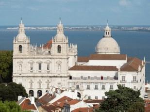 Lisbonne: Albfama Sao Vicente Da Fora