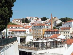 Lisbonne: Alfama Mirador Santa Luzia