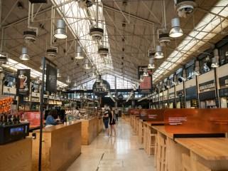Lisbonne time-out market