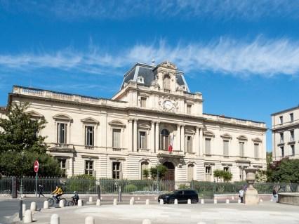 Montpellier. Ecusson (préfecture)
