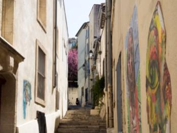 Montpellier: l'Ecusson