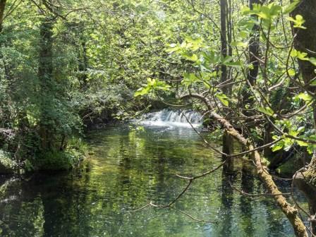 Vallée de la Buège, entre Montpellier et Ganges
