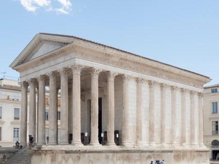Nîmes: la maison carré