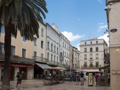 Nîmes: l'écusson