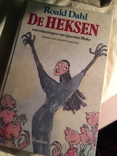 Boek – De Heksen