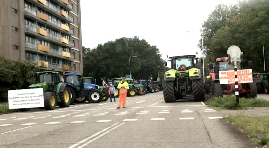 Over die boerenprotesten