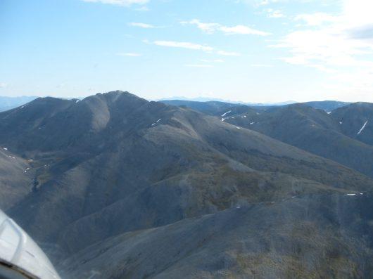 Over Brooks Range 1