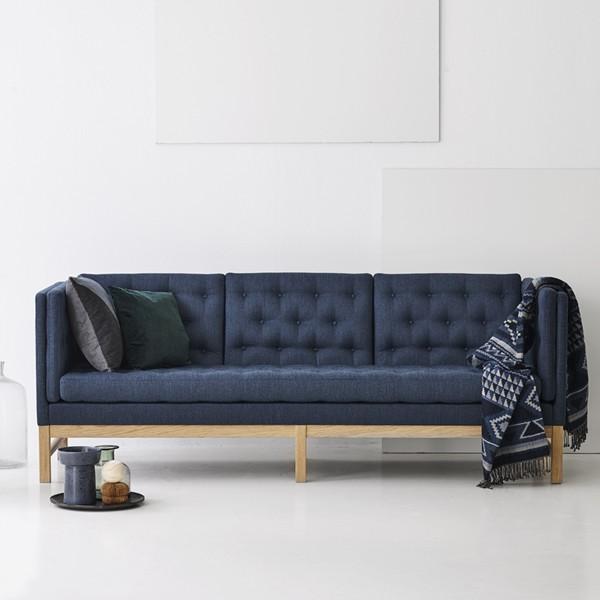EJ 315 kampagne sofa - Vælg stof & læder