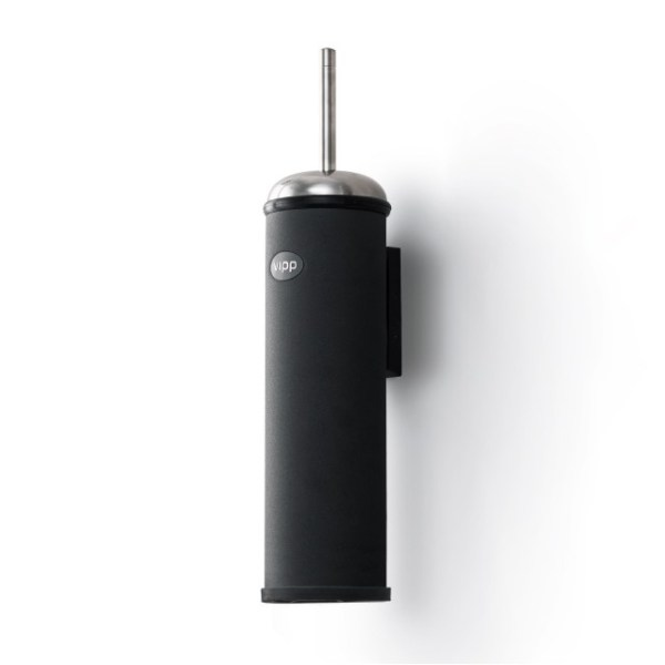 Vipp Toiletbørste Væg - Vipp11W - Sort