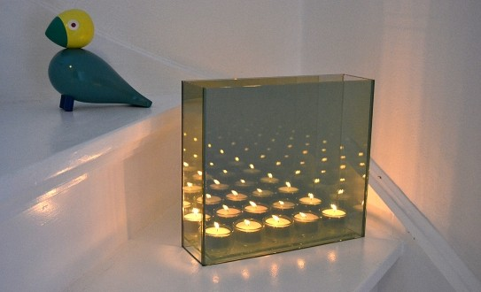 Infinity lysestage 5 lys