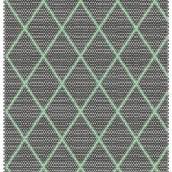 HAY Dot Carpet, 120 x 170 cm - Electric-Green