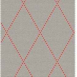 HAY Dot Carpet, 80 x 100 cm - Poppy Red