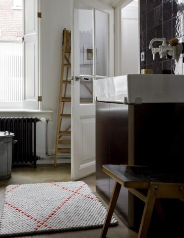 HAY Dot Carpet, 80 x 100 cm - Poppy Red