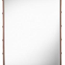 Spejl, Adnet Rectangulaire (Brun/Lille) - GUBI