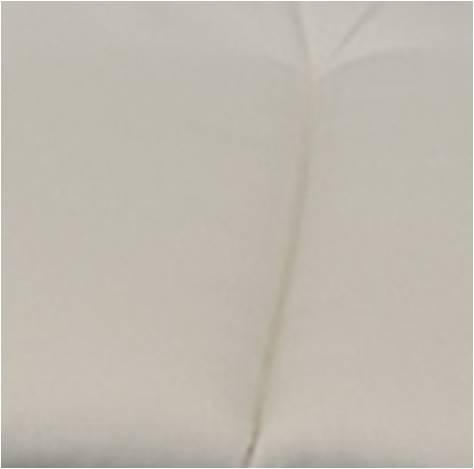 Cornell/Derby/Lansing ryghynde hvid - Cane-Line