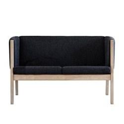 Wegner 285 sofa 2 pers. - Getama